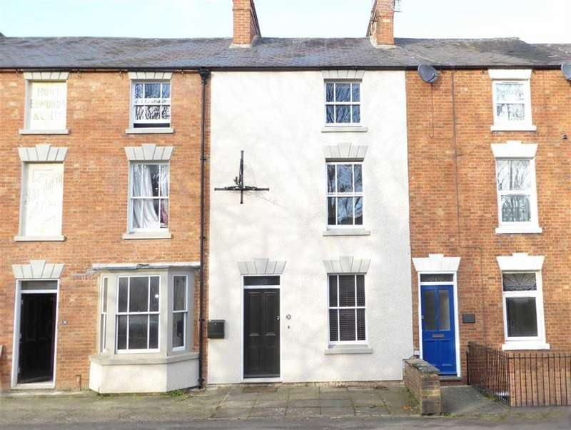 3 Bedrooms Terraced House for rent in Banbury