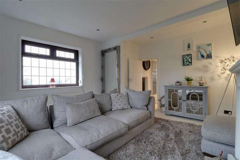 2 Bedrooms End Of Terrace House for sale in The Hollow, Mow Cop, Stoke-on-Trent