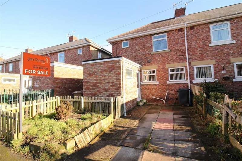 2 Bedrooms End Of Terrace House for sale in Thorntree Avenue, Seaton Burn, Newcastle Upon Tyne