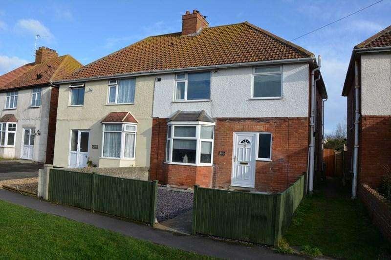4 Bedrooms Semi Detached House for sale in Berrow Road, Burnham-On-Sea