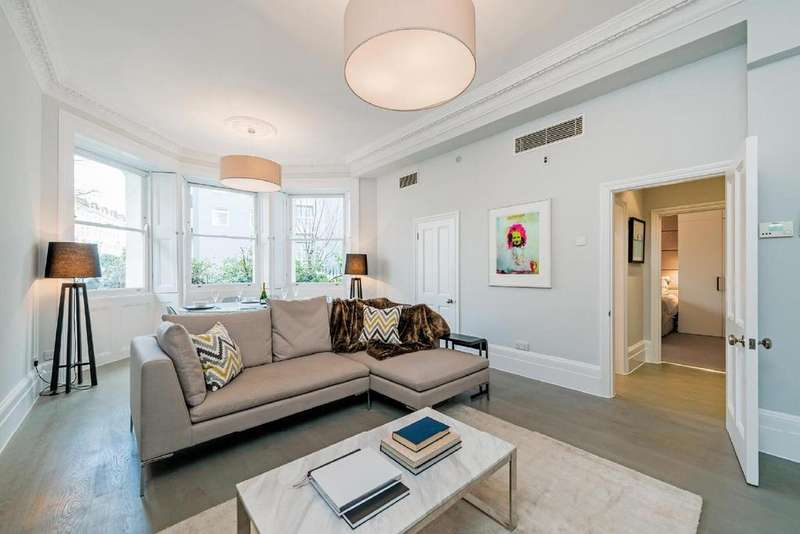 1 Bedroom Flat for sale in Lansdowne Road, Notting Hill
