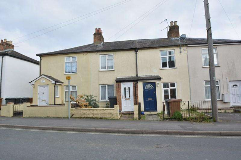 2 Bedrooms Terraced House for sale in Millway Road, Andover
