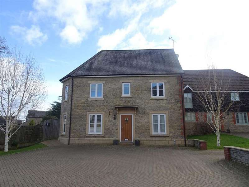4 Bedrooms Detached House for rent in Heymock