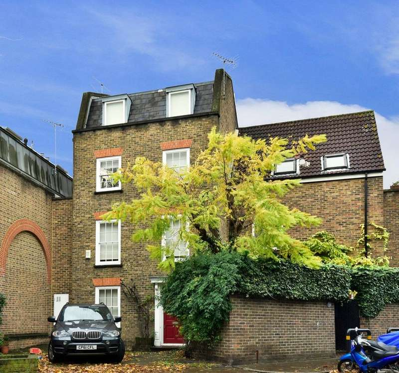 3 Bedrooms Terraced House for sale in Colebrooke Row , London N1