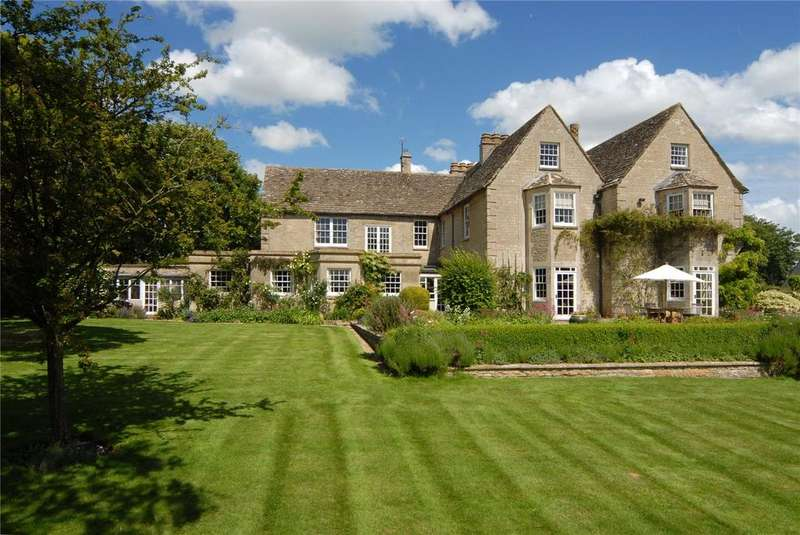 7 Bedrooms Detached House for sale in High Street, Kempsford, Fairford, Gloucestershire