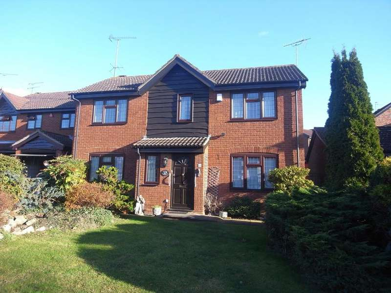 4 Bedrooms Detached House for rent in Woodmere, Luton, LU3