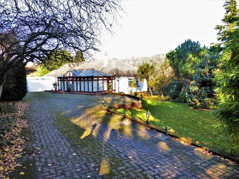3 Bedrooms Detached Bungalow for sale in Scragged Oak Road, Detling
