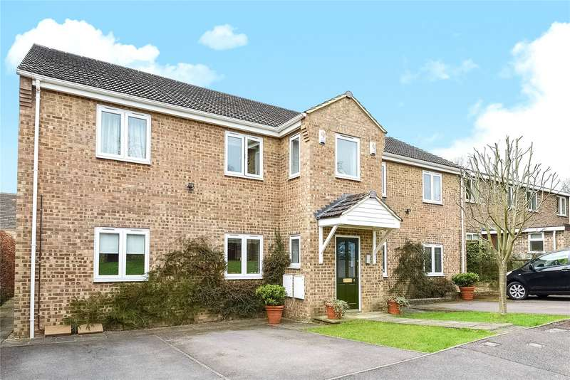 2 Bedrooms Flat for sale in Rawson Close, Oxford, OX2