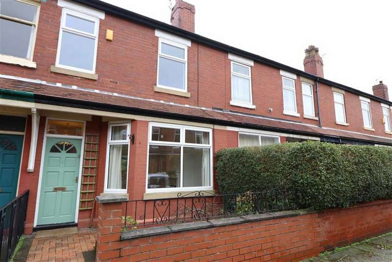 3 Bedrooms Terraced House for sale in Reeves Road, Chorlton, Manchester, M21