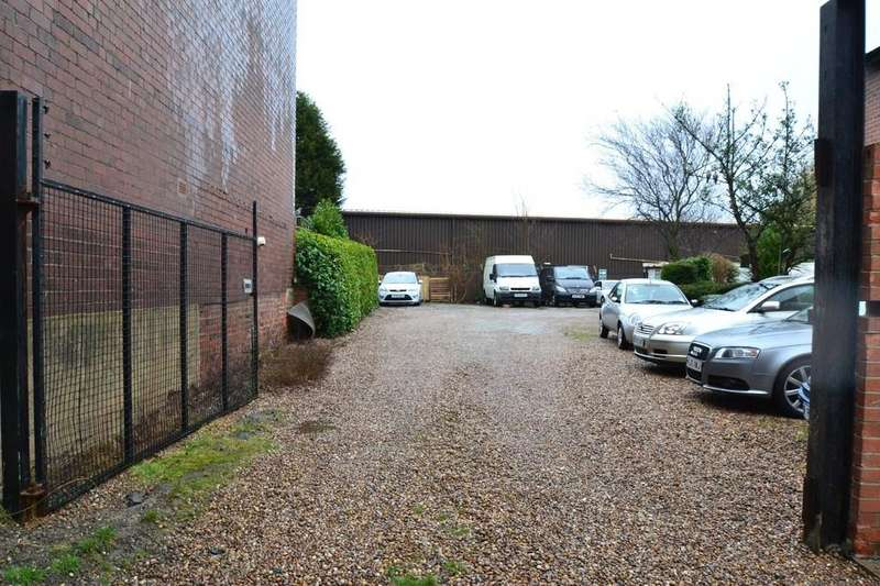 Land Commercial for sale in Land At Rear, 108a Barnsley Road