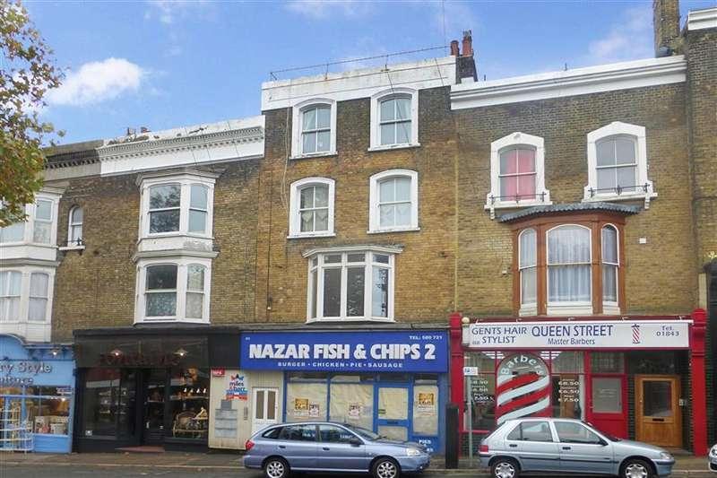 2 Bedrooms Flat for sale in Queen Street, Ramsgate, Kent