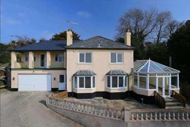 4 Bedrooms Detached House for rent in Tremeirchion, LL17