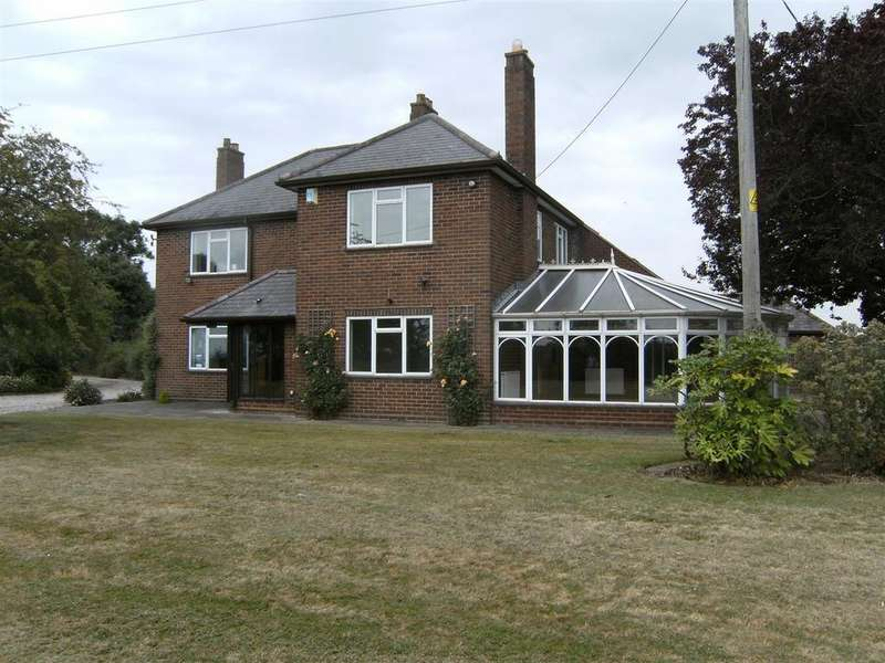 5 Bedrooms Detached House for rent in Wychough House, Wychough, Malpas, SY14 7NQ