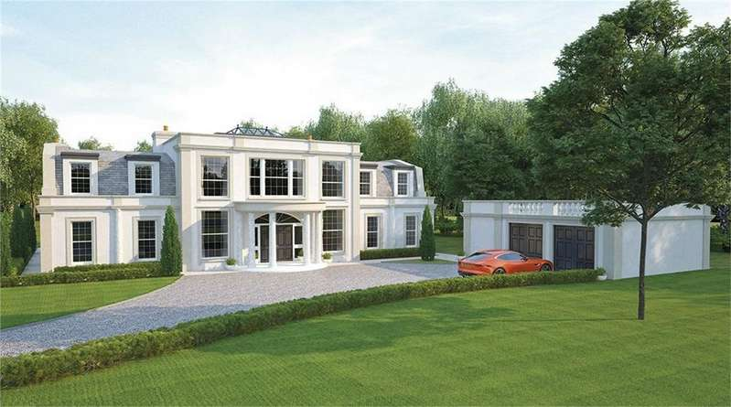 5 Bedrooms Land Commercial for sale in Kasteel Park, Wellpond Green, Standon