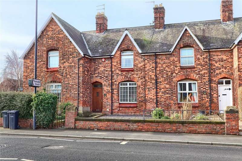 3 Bedrooms Terraced House for sale in West Side, Marton