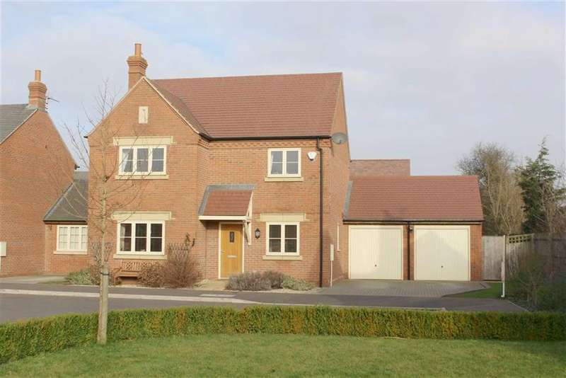 4 Bedrooms Detached House for sale in Ridgley Way, Harbury, CV33