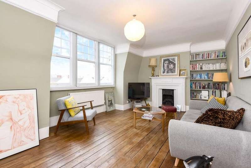 2 Bedrooms Flat for sale in Grand Parade, Green Lanes, Harringay