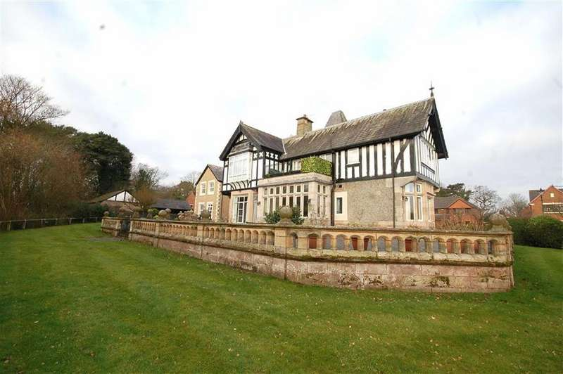 2 Bedrooms Apartment Flat for sale in Manor House, Manor Park Drive, Ellesmere Port