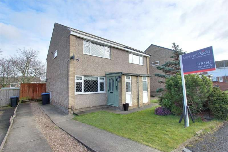 2 Bedrooms Semi Detached House for sale in Mersehead Sands, Acklam