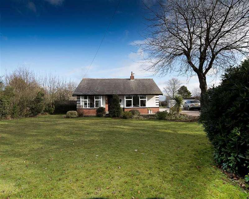 3 Bedrooms Detached Bungalow for sale in Liverpool Road, Rufford, L40