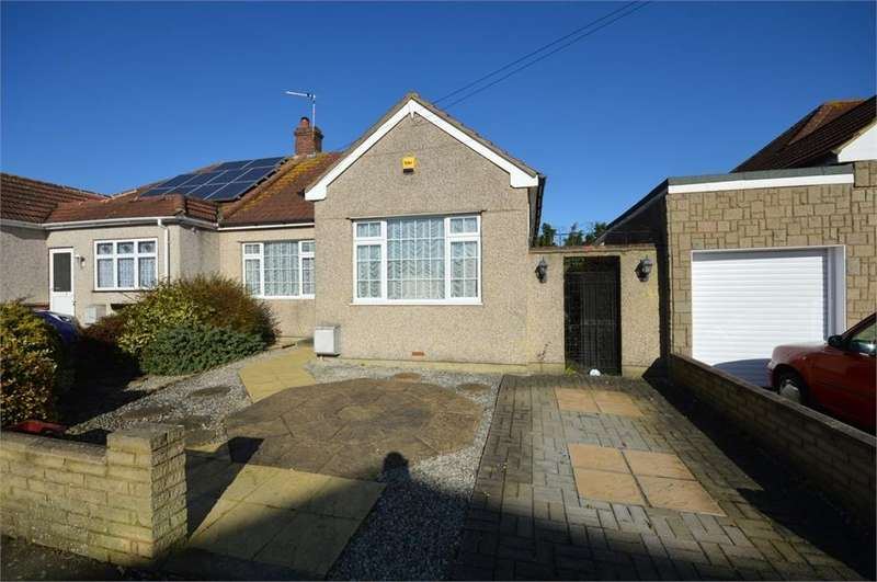 3 Bedrooms Semi Detached Bungalow for sale in Heath Avenue, Bexleyheath