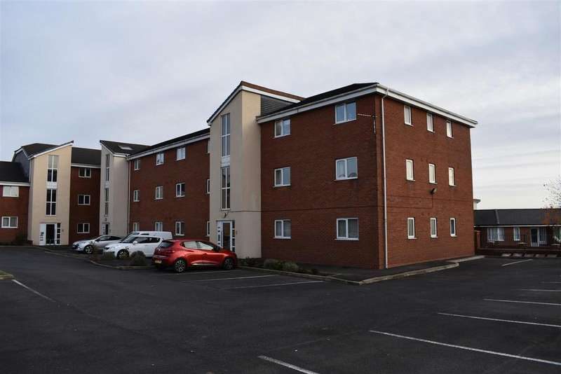 2 Bedrooms Flat for sale in Greenway Court, Lascelles Street