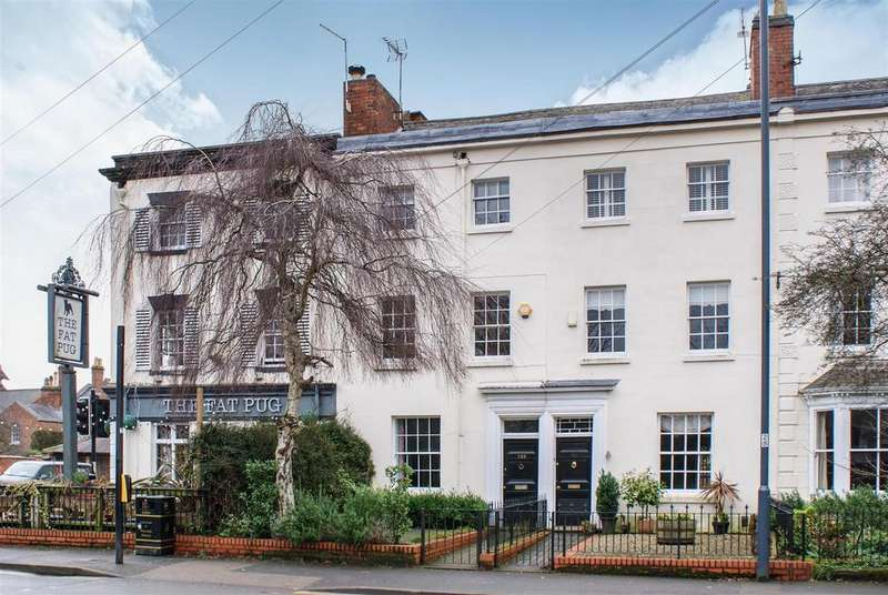 4 Bedrooms Town House for sale in Rugby Road, Leamington Spa