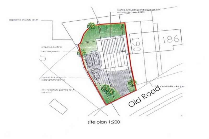 Land Commercial for sale in Adjacent To Old Road, Bignall End