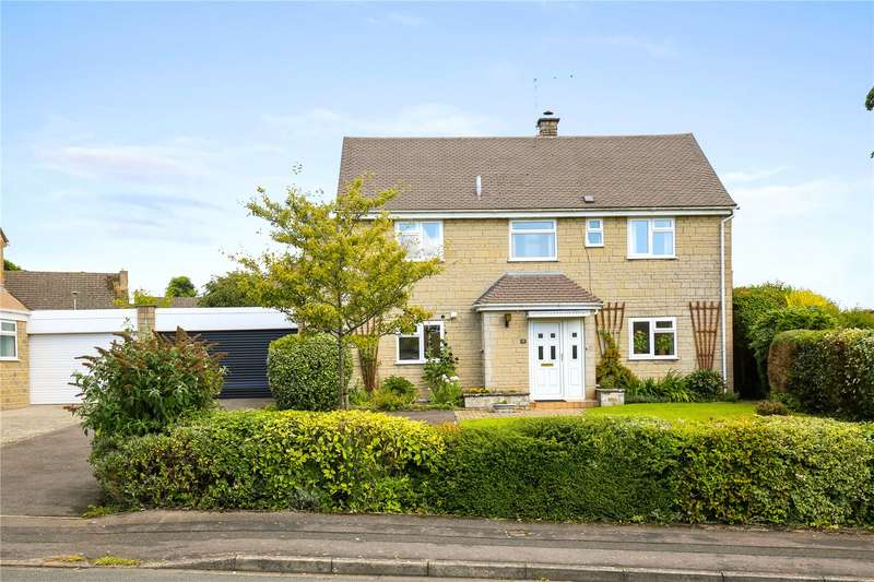 4 Bedrooms Detached House for sale in Churchill Way, Painswick, Stroud, Gloucestershire, GL6