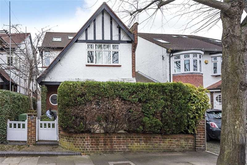 4 Bedrooms Terraced House for sale in Percival Road, East Sheen, SW14