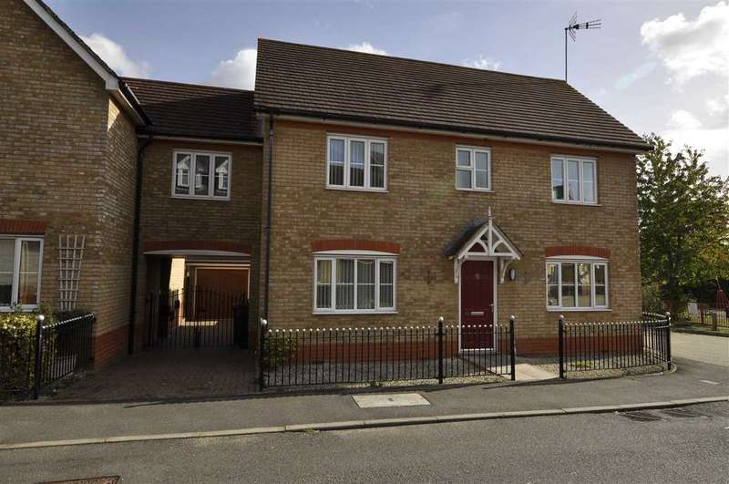 4 Bedrooms Link Detached House for sale in Berwick Avenue, Chelmsford