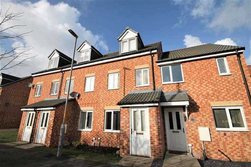 3 Bedrooms Terraced House for sale in Longleat Walk, Ingleby Barwick, Stockton-On-Tees