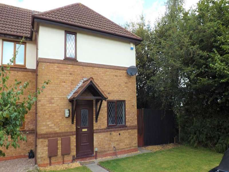 3 Bedrooms Semi Detached House for rent in Pearce Close , , Dudley