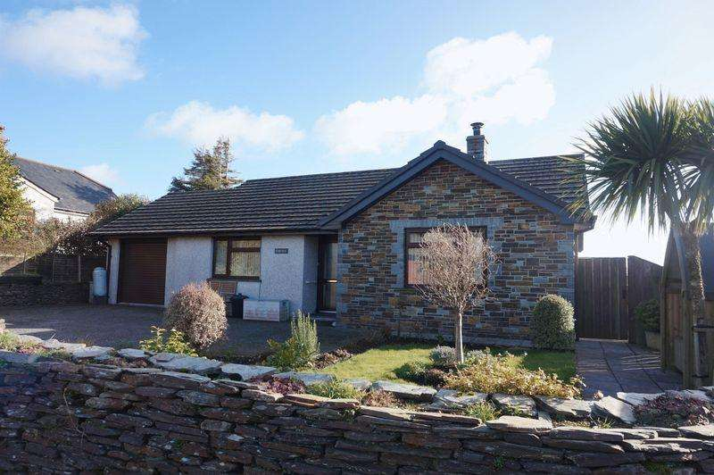2 Bedrooms Detached Bungalow For Sale In Trevia Lane Camelford