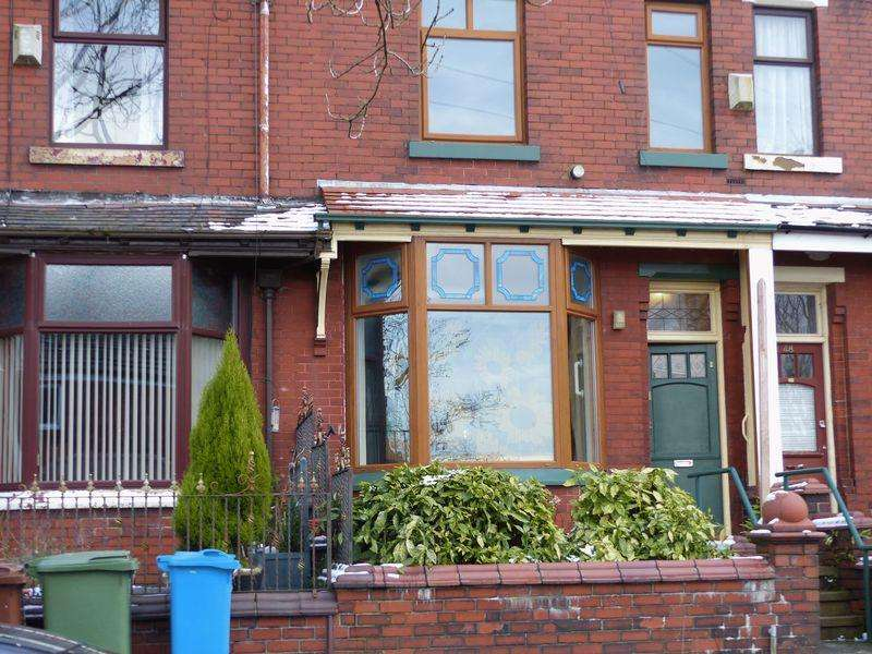 2 Bedrooms Terraced House for sale in Sunfield Road, Oldham