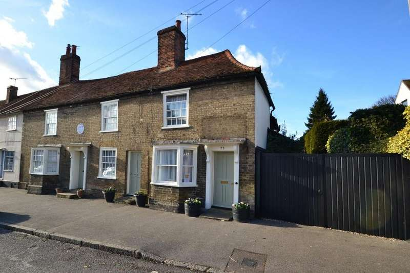 4 Bedrooms End Of Terrace House for sale in High Street, Kelvedon, CO5 9AE