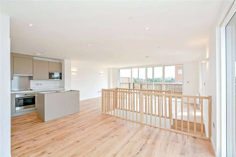 2 Bedrooms Flat for sale in Marcon Place, Hackney, E8