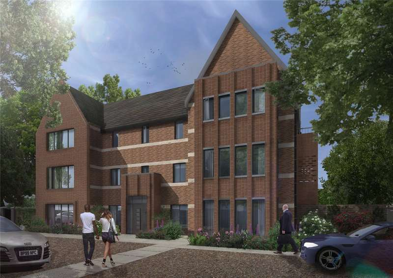 3 Bedrooms Apartment Flat for sale in The Botanica, Elmsley Road, Mossley Hill, Liverpool, L18