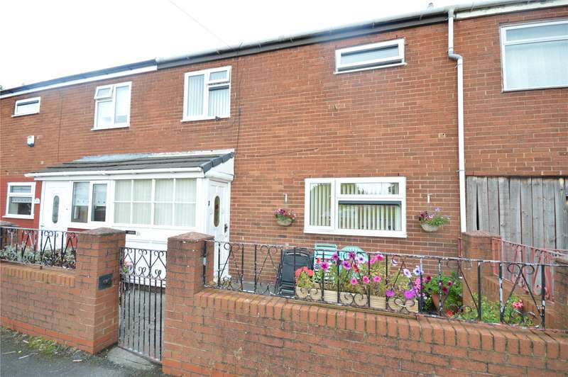 4 Bedrooms Terraced House for sale in Romford Way, Halewood, Livepool, L26