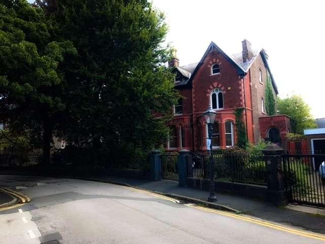 6 Bedrooms Semi Detached House for sale in Salisbury Road, Cressington Park, Liverpool, L19