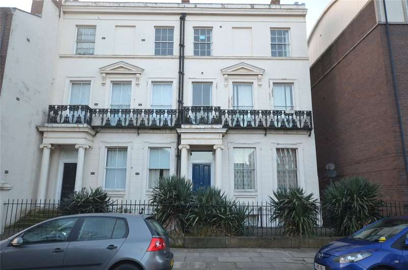2 Bedrooms Apartment Flat for sale in Bedford Street South, Liverpool, Merseyside, L7