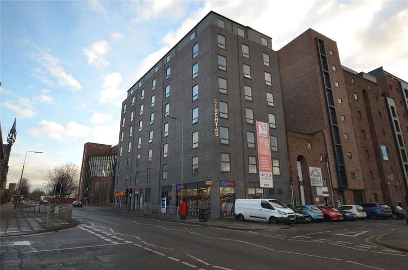 Apartment Flat for sale in Libertas Studios, 50 St James Street, Liverpool, L1