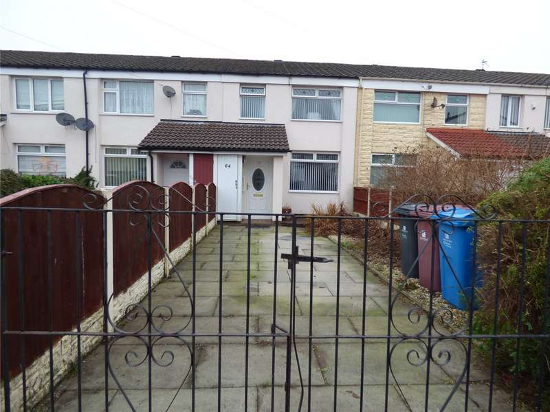 3 Bedrooms Terraced House for sale in Hollow Croft, Liverpool, Merseyside, L28