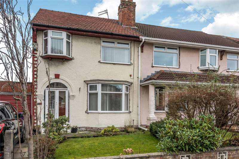 3 Bedrooms Semi Detached House for sale in Arlescourt Road, Liverpool, Merseyside, L12