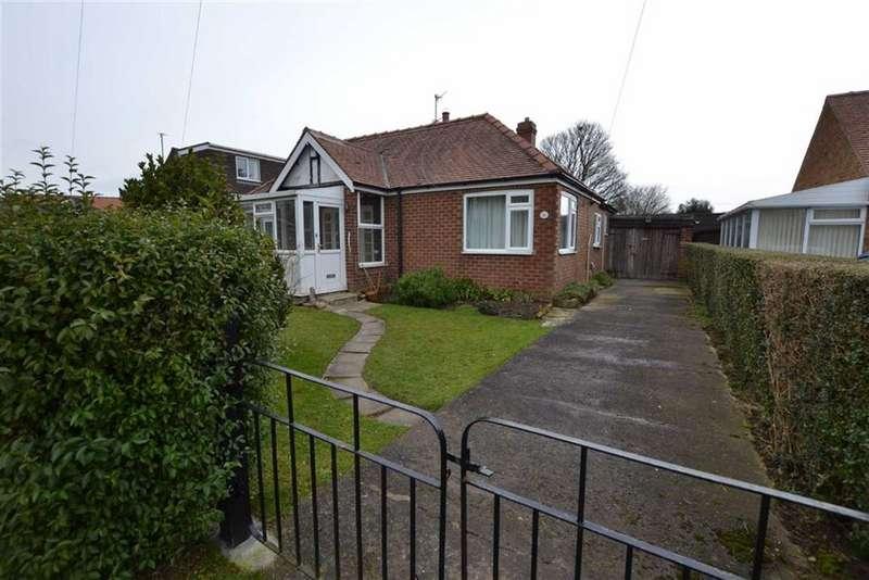 2 Bedrooms Detached Bungalow for sale in Marton View, Bridlington, East Yorkshire, YO15