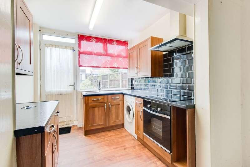 2 Bedrooms Terraced House for sale in High Street, Tibshelf DE55