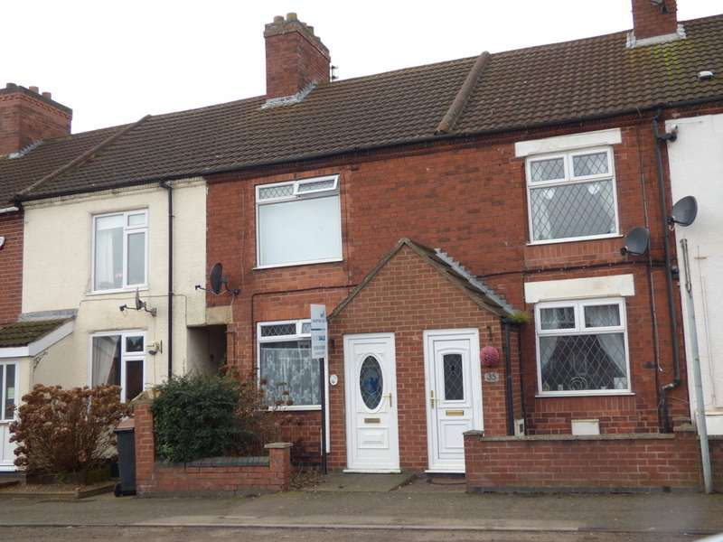 3 Bedrooms Terraced House for sale in Swannington Road, Ravenstone LE67