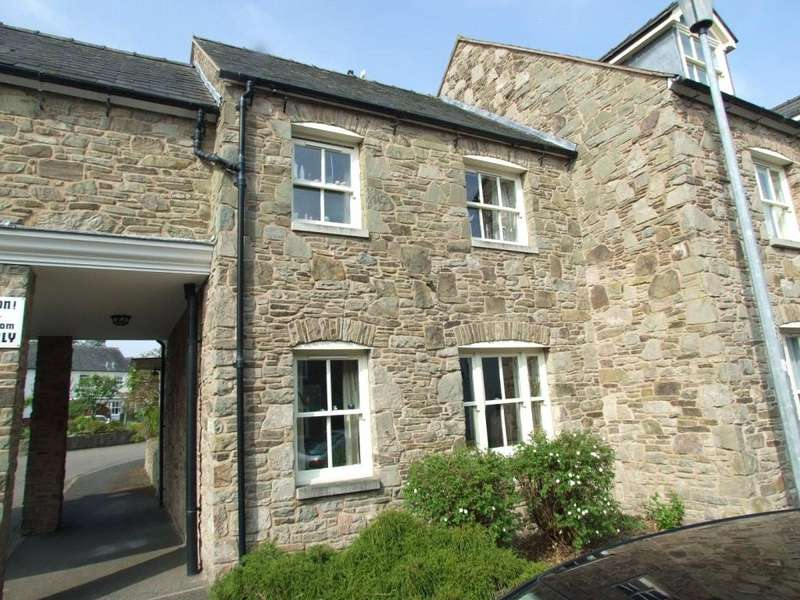 2 Bedrooms Terraced House for rent in Chancery Court, Heol-y-Dwr, Hay-on-Wye, Hereford