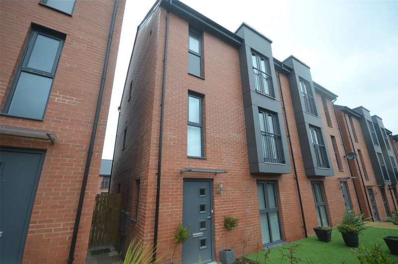 4 Bedrooms Semi Detached House for sale in Park View