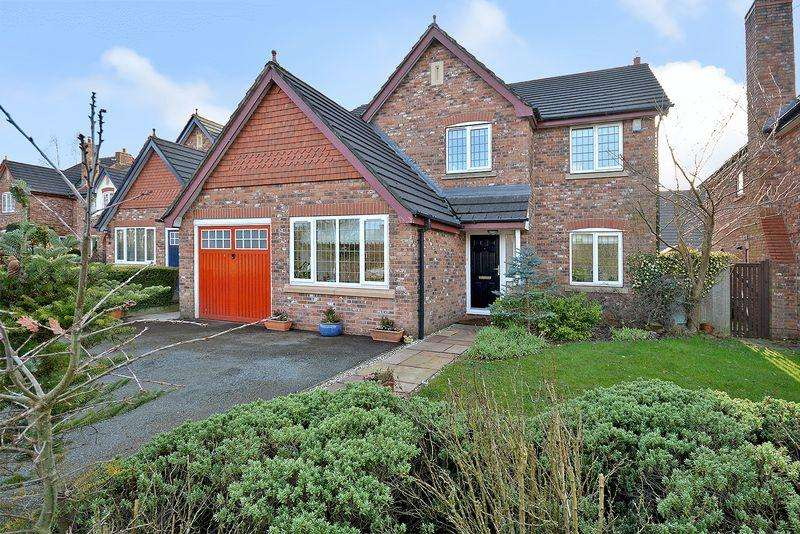 5 Bedrooms Detached House for sale in Stirling Close, Northwich